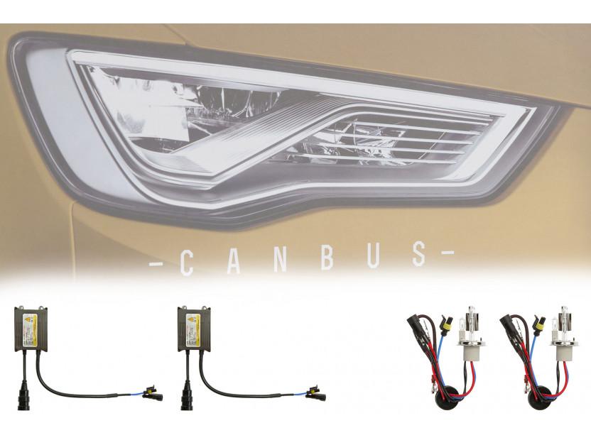 Ксенон система CANBUS H4-2 6000K SINGLE 12V/35W 4