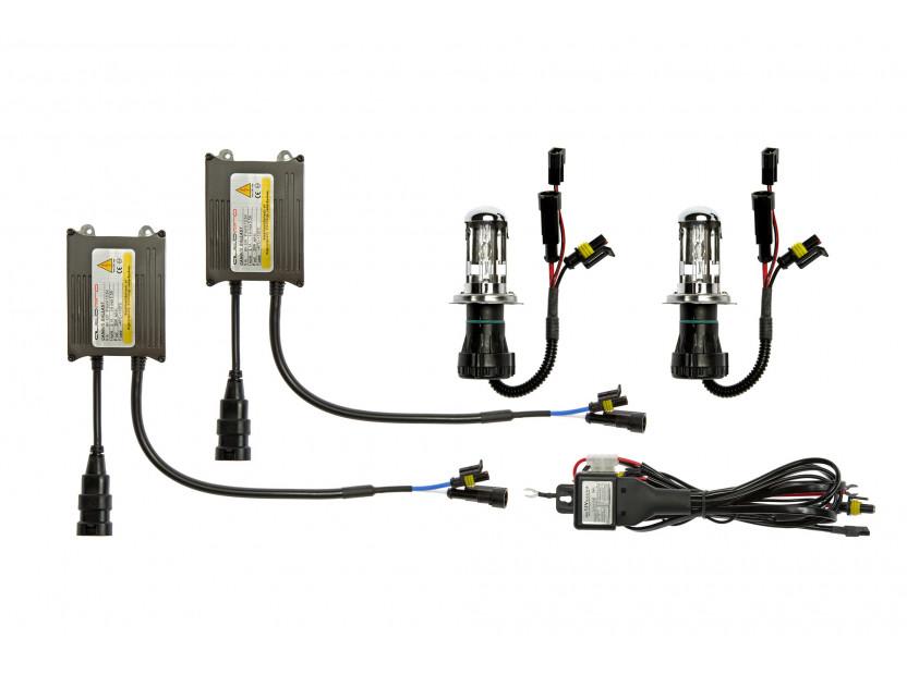 Ксенон система CANBUS H4-3 HI-LOW 10000K 12V/35W 2