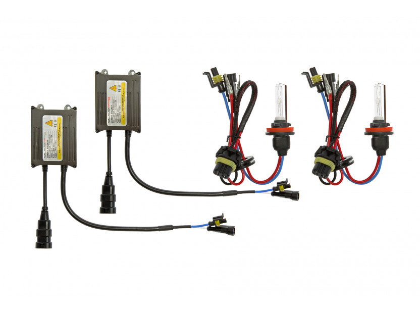 Ксенон система CANBUS H8 5000K 12V/24V/35W 2