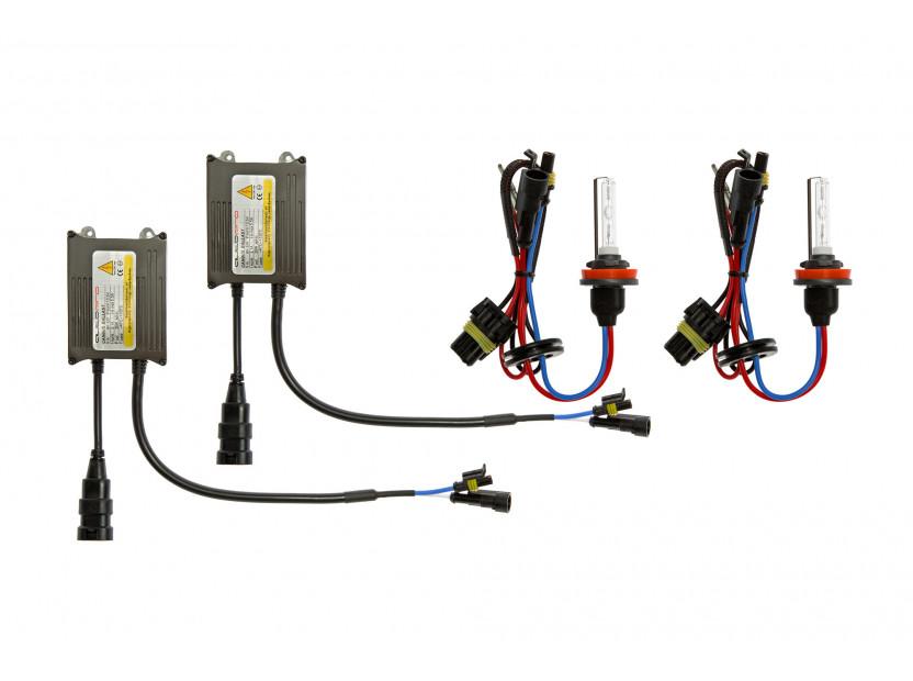 Ксенон система CANBUS H9 10000 12V/24V/35W 2