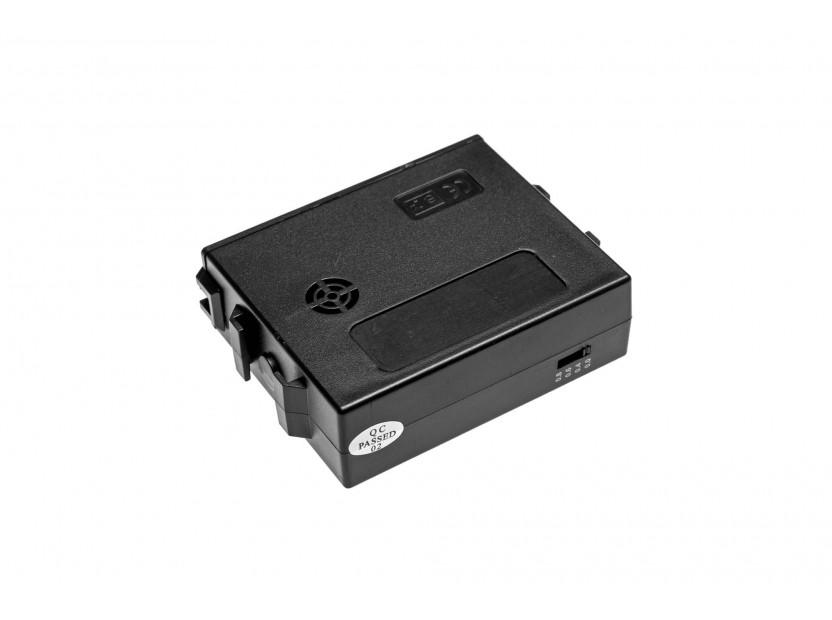 Парктроник система OEM със звукова сигнализация с 4 черни датчика 6
