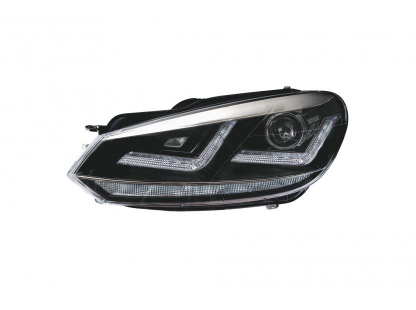 Комплект ксенонови фарове Osram LEDriving Xenarc Chrome Edition за VW Golf VI 2008-2013 , ляв и десен