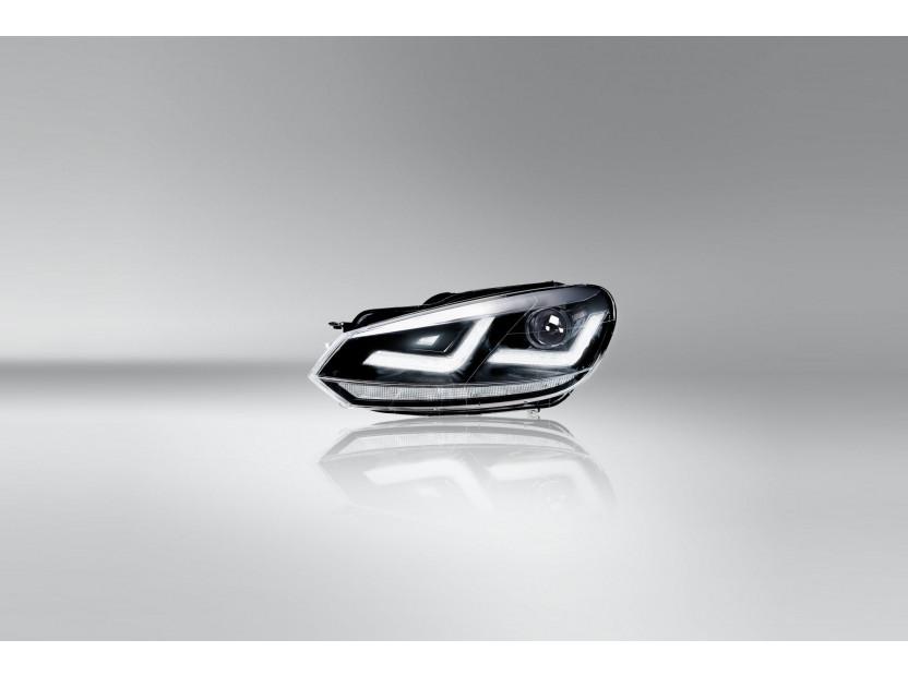 Комплект ксенонови фарове Osram LEDriving Xenarc Chrome Edition за VW Golf VI 2008-2013 , ляв и десен 4