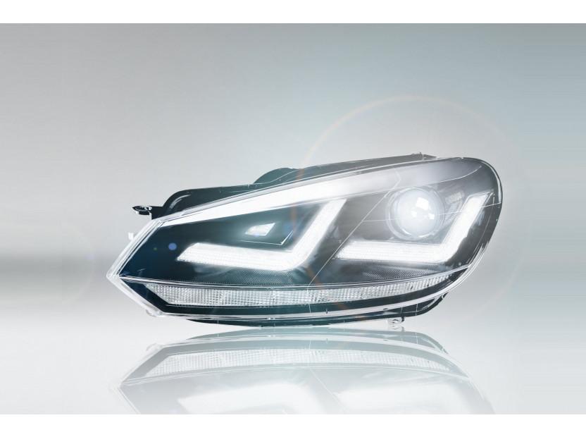 Комплект ксенонови фарове Osram LEDriving Xenarc Chrome Edition за VW Golf VI 2008-2013 , ляв и десен 3