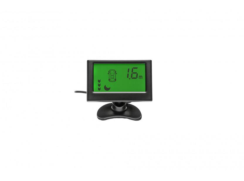 Парктроник система с 2.3'' LCD дисплей RD-058 с 8 черни датчика 5