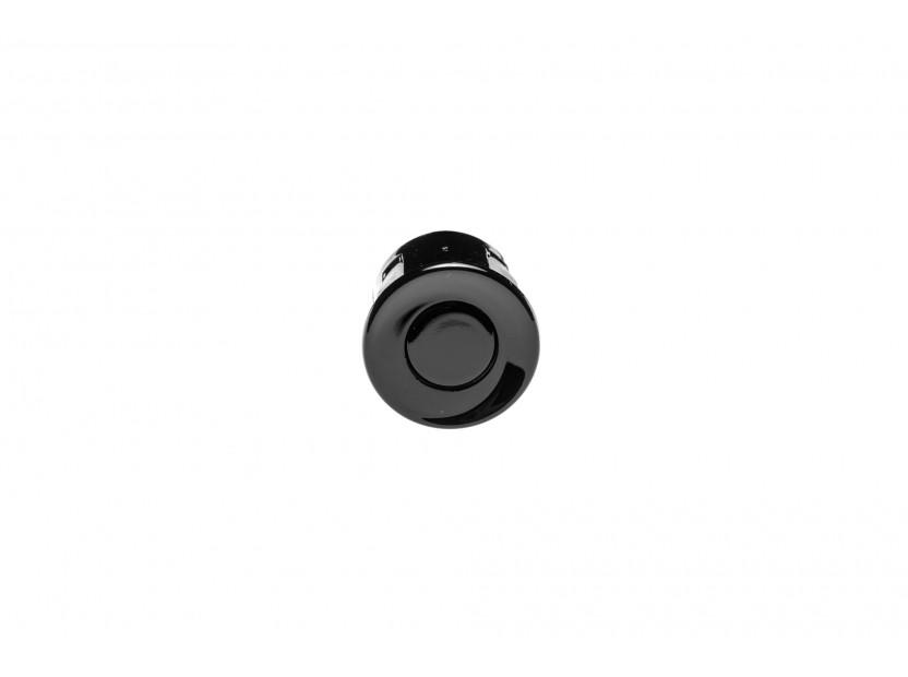 Парктроник система с VFD дисплей тип огледало за обратно виждане с 4 черни датчика 3