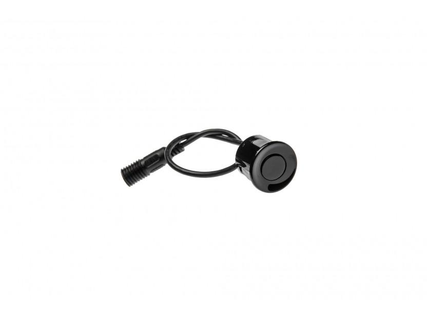 Парктроник система с LED дисплей тип огледало за обратно виждане с 6 черни датчика 2
