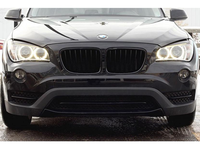 Бъбреци черен лак за BMW X1 E84 2009-2015 4