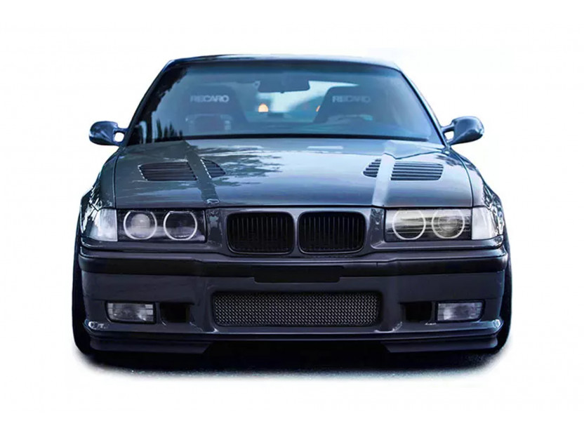 Бъбреци черен мат за BMW серия 3 E36 1991-1996 4