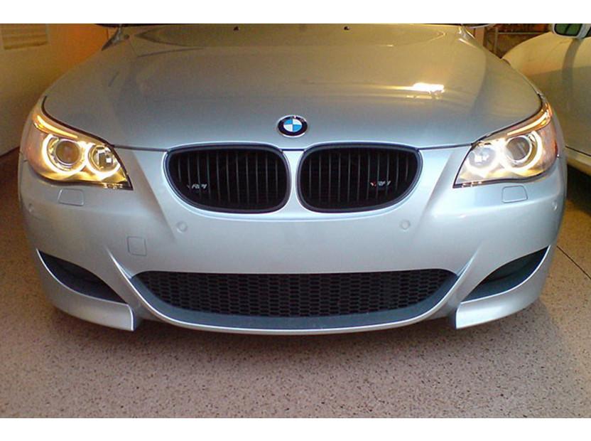 Бъбреци черен мат за BMW серия 5 E60 седан, E61 комби 2004-2010 4