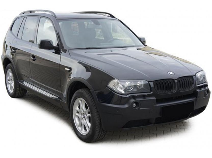 Бъбреци черен лак за BMW X3 E83 2004-2007 4