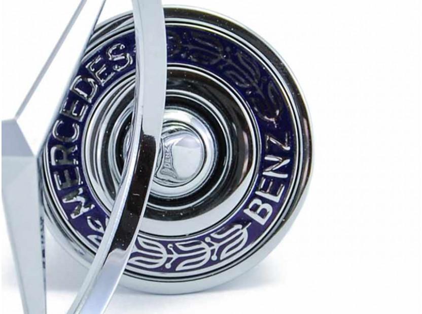 Оригинална емблема Mercedes-Benz със стойка за преден капак за Mercedes C класа / E класа / S класа 3