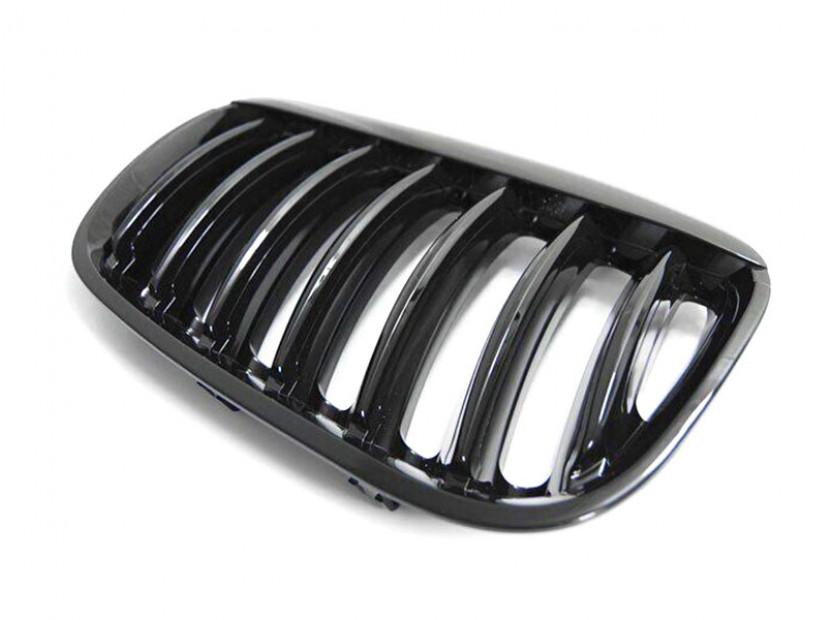 Бъбреци черен лак за BMW X5 E53 2004-2006 2