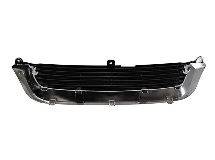 Хром/черна решетка без емблема за Opel Vectra B 1995-2003 2