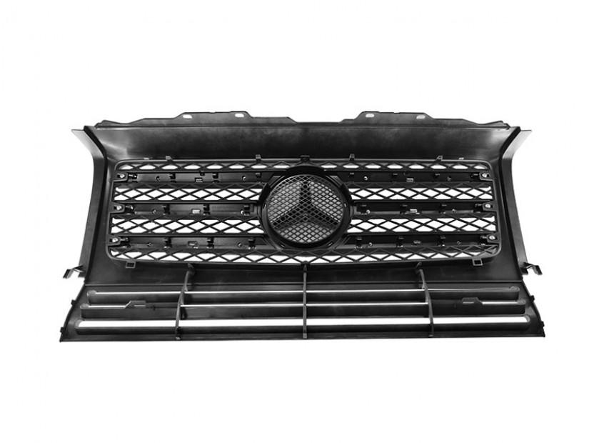 Хром решетка тип AMG за Mercedes W463 1989 => 2
