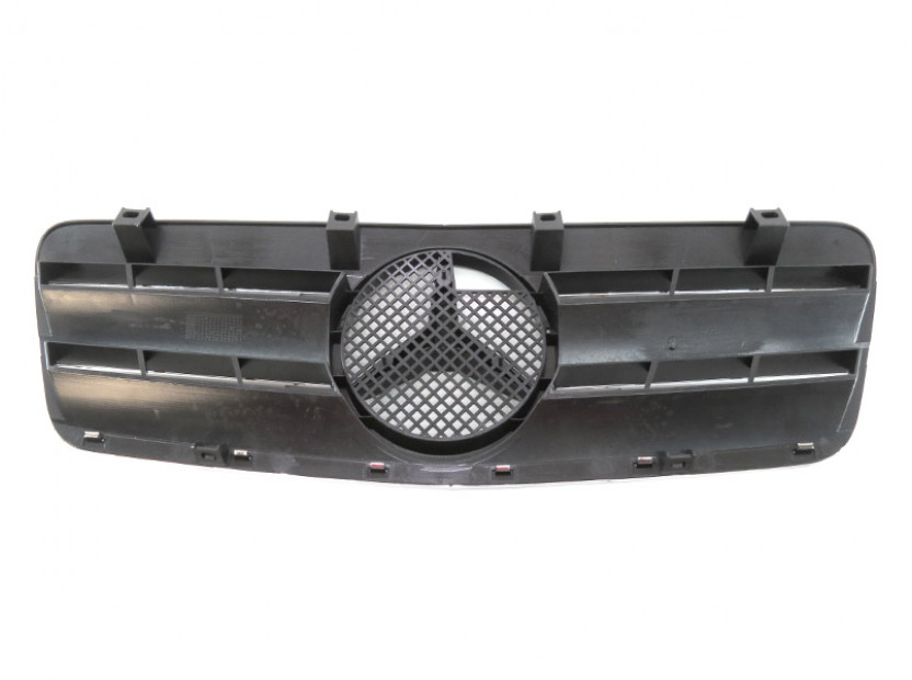 Хром/черна решетка за Mercedes CLK класа C208 1997-2002 3