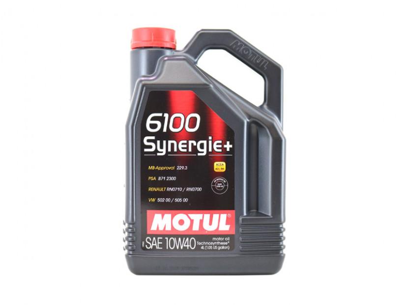 MOTUL 6100 SYNERGIE+ 10W40 4L