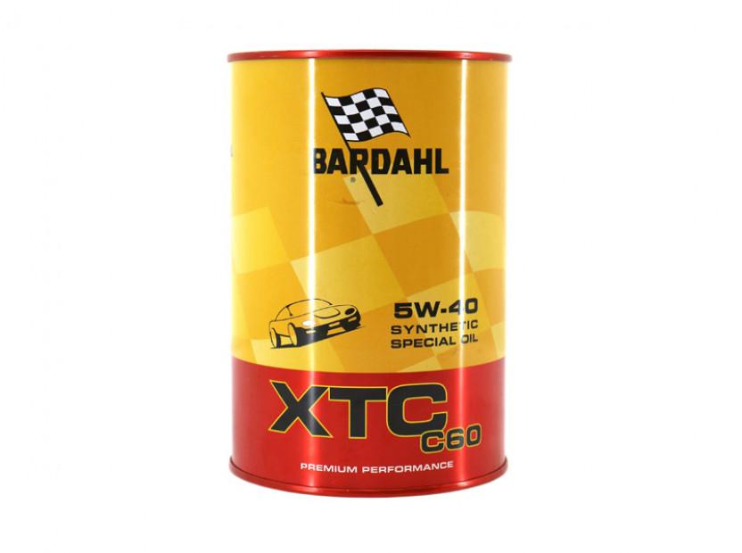 Bardahl XTC C60 5W40 1 литър