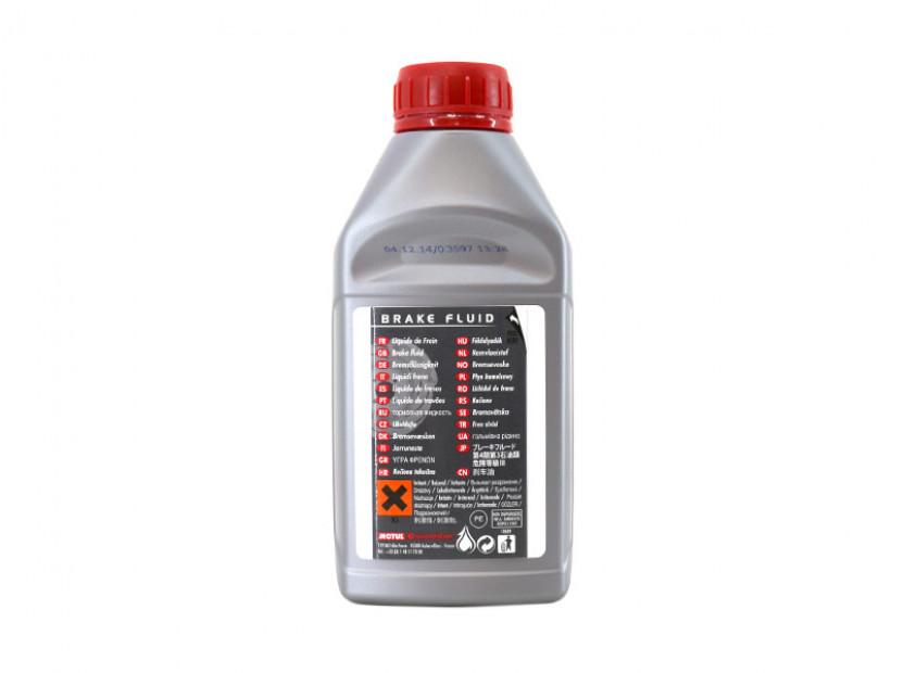 Спирачна течност MOTUL DOT 5.1 100% СИНТЕТИКА 0.500L 2