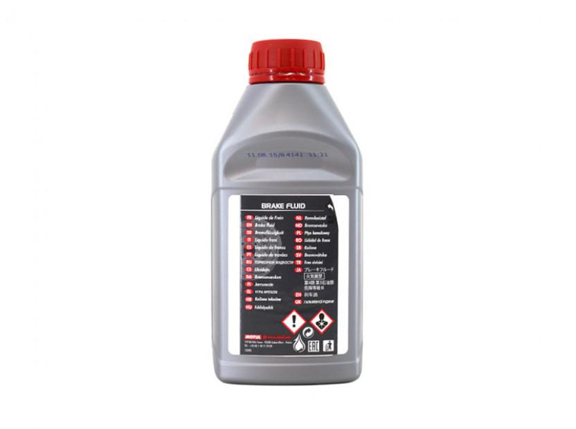 Спирачна течност MOTUL DOT 3 & 4 0.500L 2