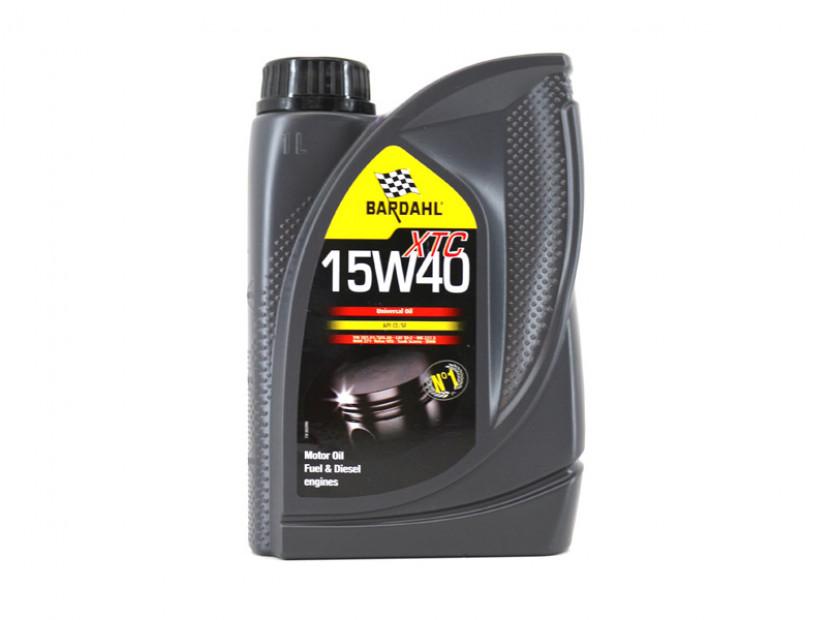 Bardahl XTC 15W40 1 литър