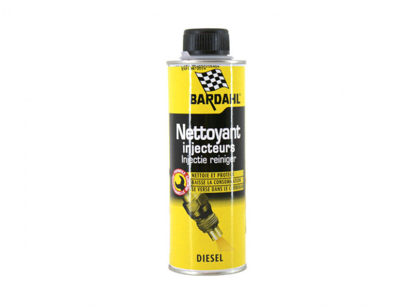 Bardahl - Injector Cleaner 6 in 1 - дизел 0.300ml