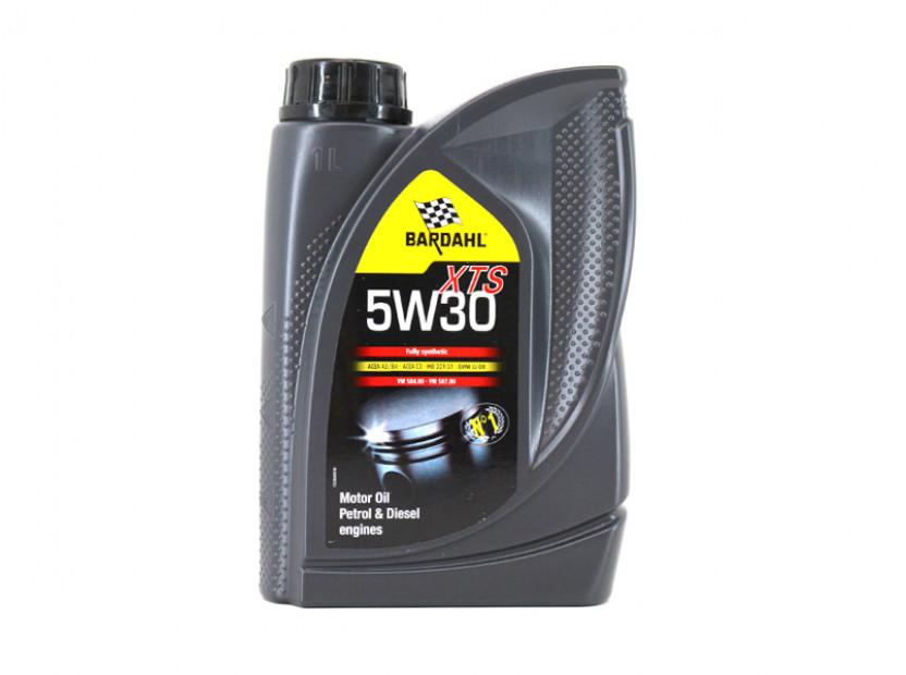 Bardahl XTS Specific 504.00 - 507.00 5W30 1 литър