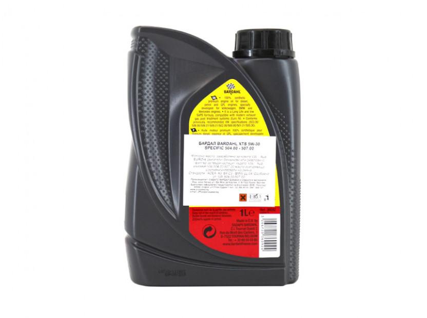 Bardahl XTS Specific 504.00 - 507.00 5W30 1 литър 2