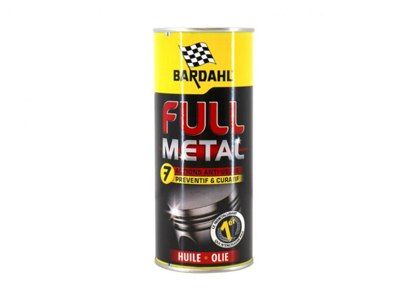 Bardahl - FULL METAL - Въстановява метала в двигателя 5