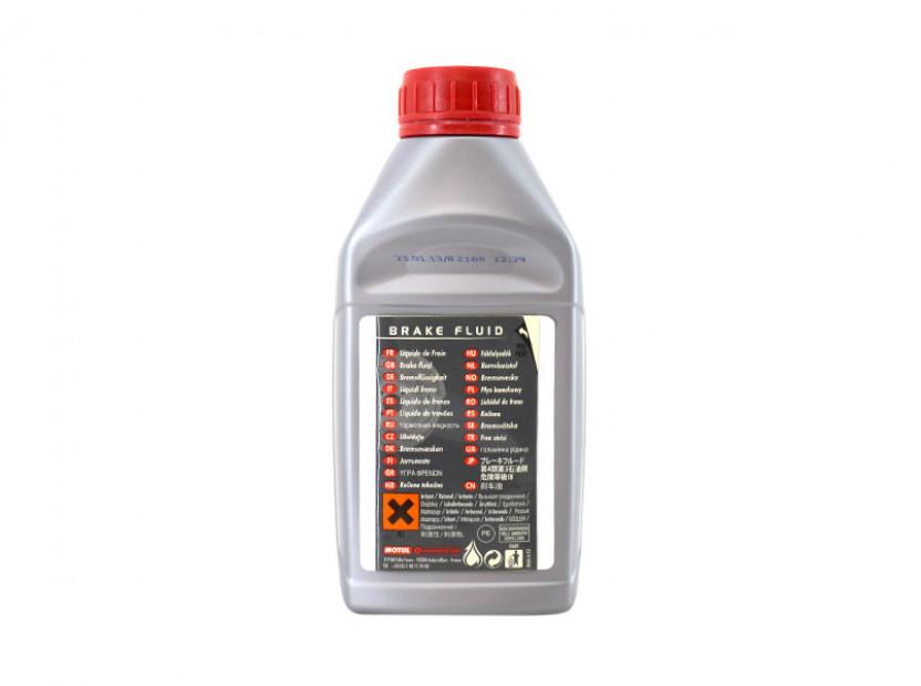 Спирачна течност MOTUL RBF 600 FACTORY LINE 0.500L 2