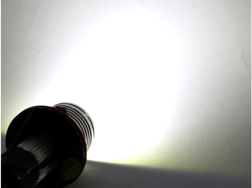 Бели LED лампи autopro за фабрични ангелски очи 6W 4