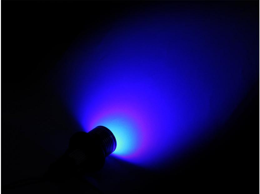 Сини LED лампи autopro за фабрични ангелски очи 6W 4