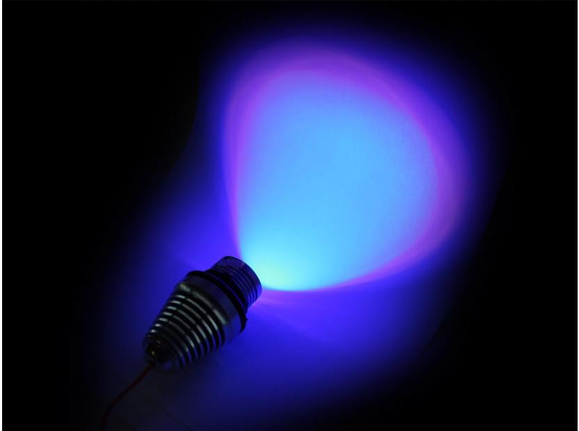 Сини LED лампи autopro за фабрични ангелски очи 25W CREE 5