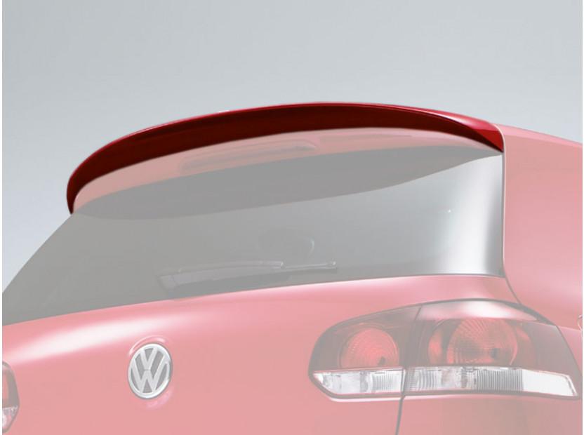 Спойлер за багажник тип ABT за VW Golf VI 2008-2013 4