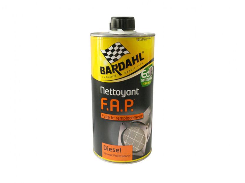 Bardahl - Particulate filter cleaner - Почистване на филтър за твърди частици