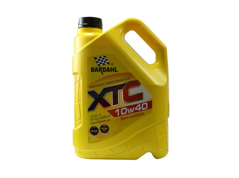 Bardahl XTC 10W40 5 литра