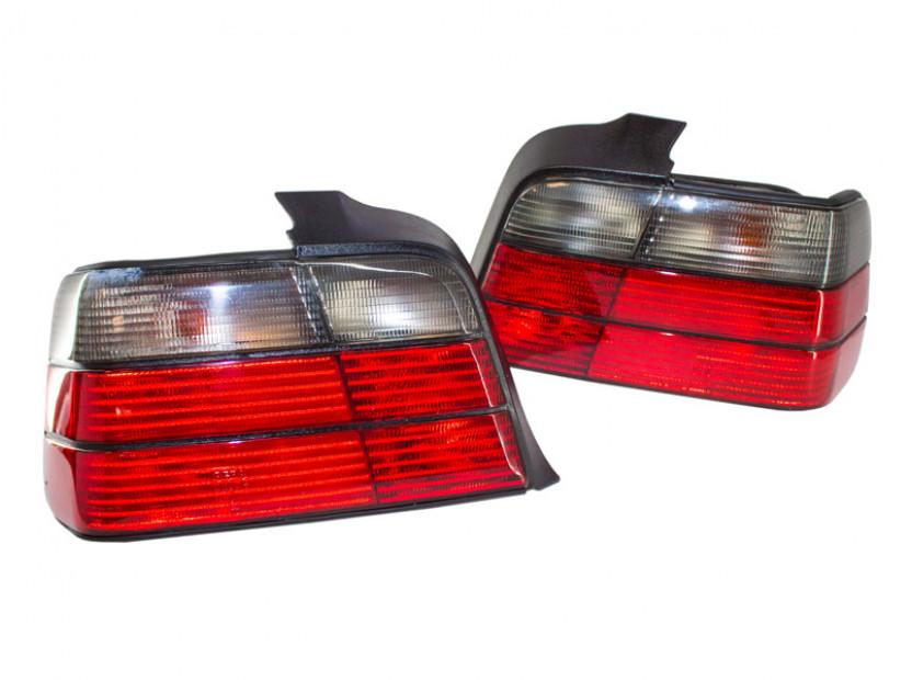 Комплект тунинг стопове за BMW серия 3 E36 1990-1999 седан с опушен мигач , ляв и десен