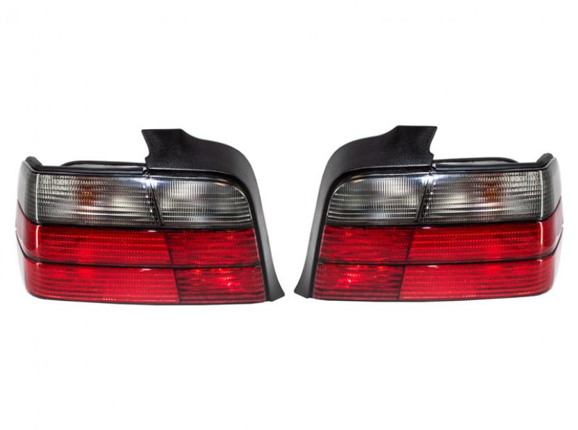 Комплект тунинг стопове за BMW серия 3 E36 1990-1999 седан с опушен мигач , ляв и десен 2