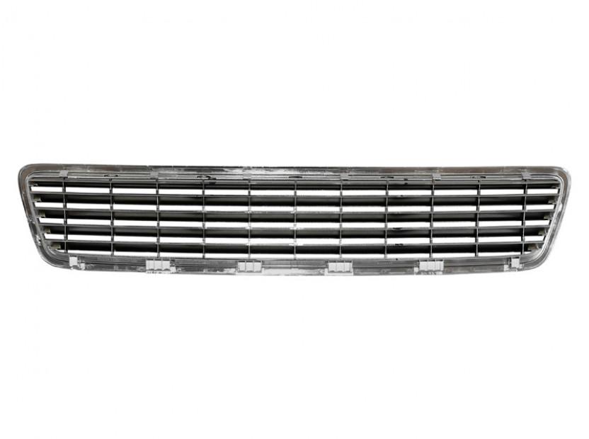 Хром/черна решетка без емблема за Audi A4 1994-2000 3