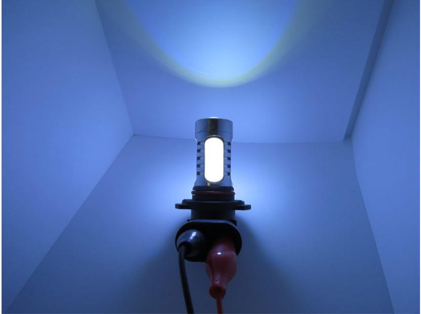 LED лампа AutoPro HB3/9005 студено бяла, 12V, 7W, P20d, 1 брой 3