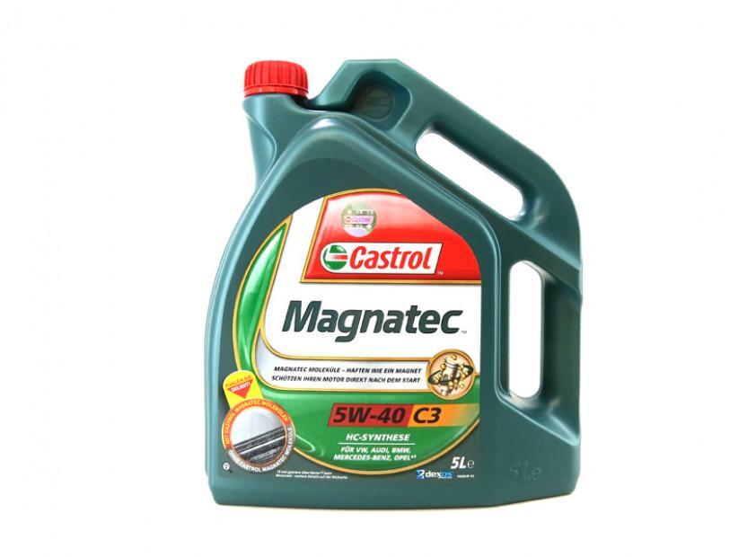Castrol Magnatec 5W40 5L