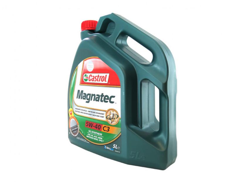 Castrol Magnatec 5W40 5L 2
