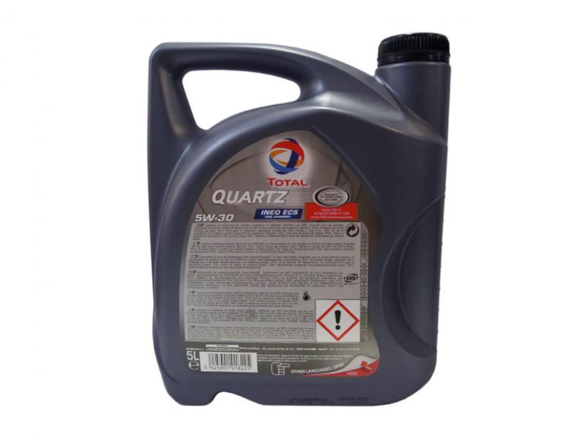 Total Quartz Ineo ECS 5W30 5L 3