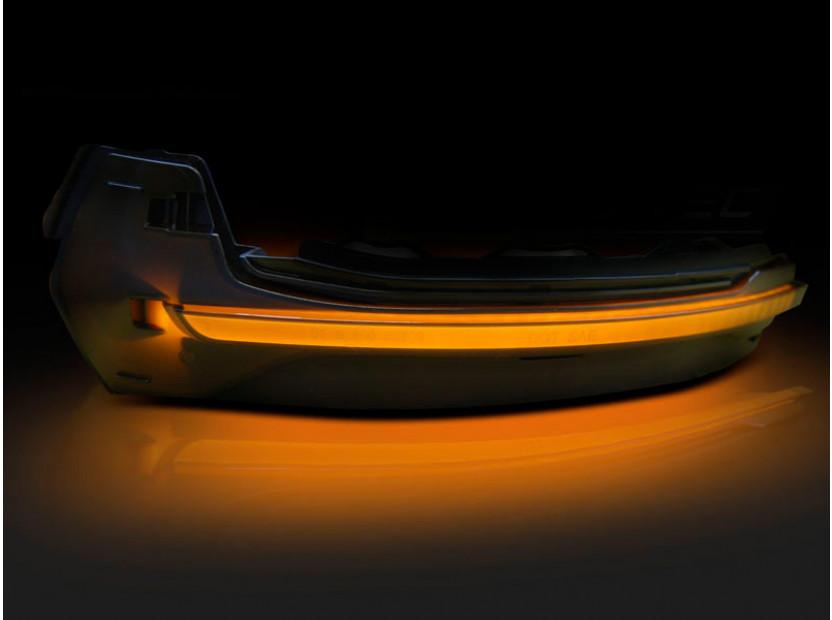 Тунинг LED мигачи за странични огледала на Audi A3 8V 2013-2018 3