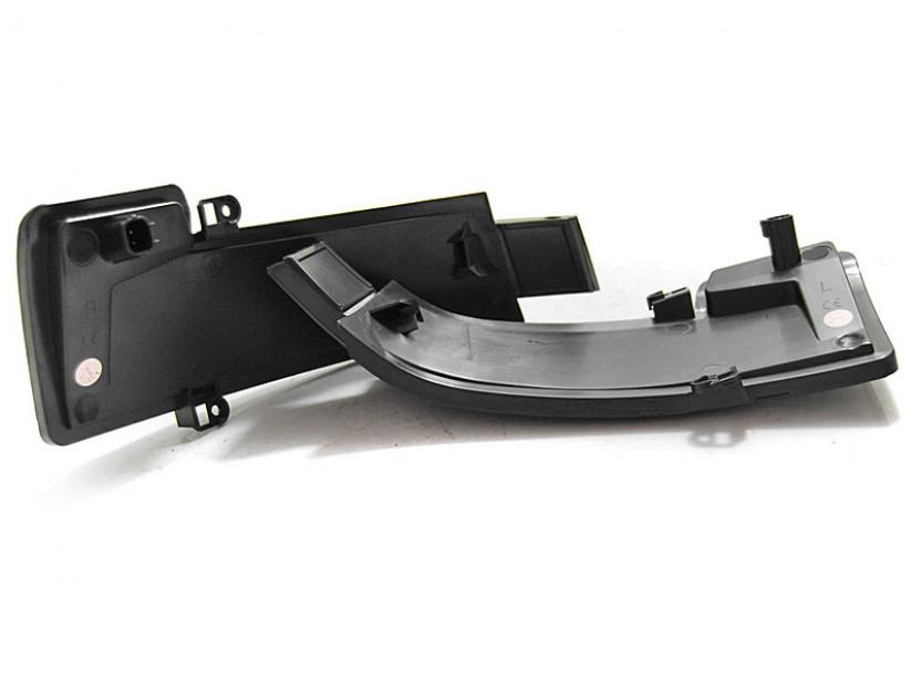 Тунинг LED мигачи за странични огледала на Mercedes G класа W463 2012-2018, ML W166 2011-2015, R класа W251 2010-2017 2