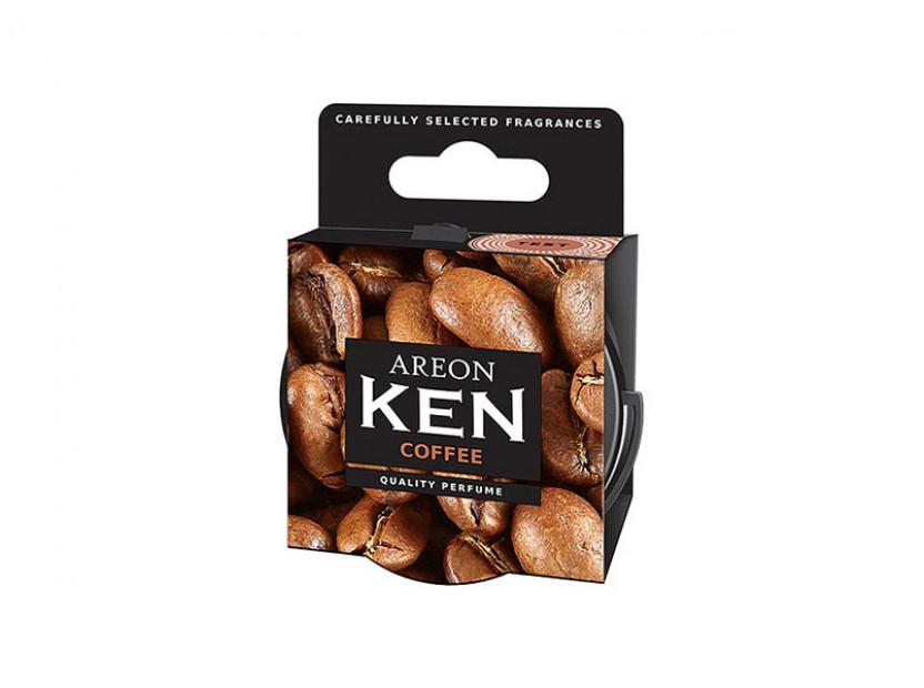 Ароматизатор Areon, серия Ken, аромат Кафе