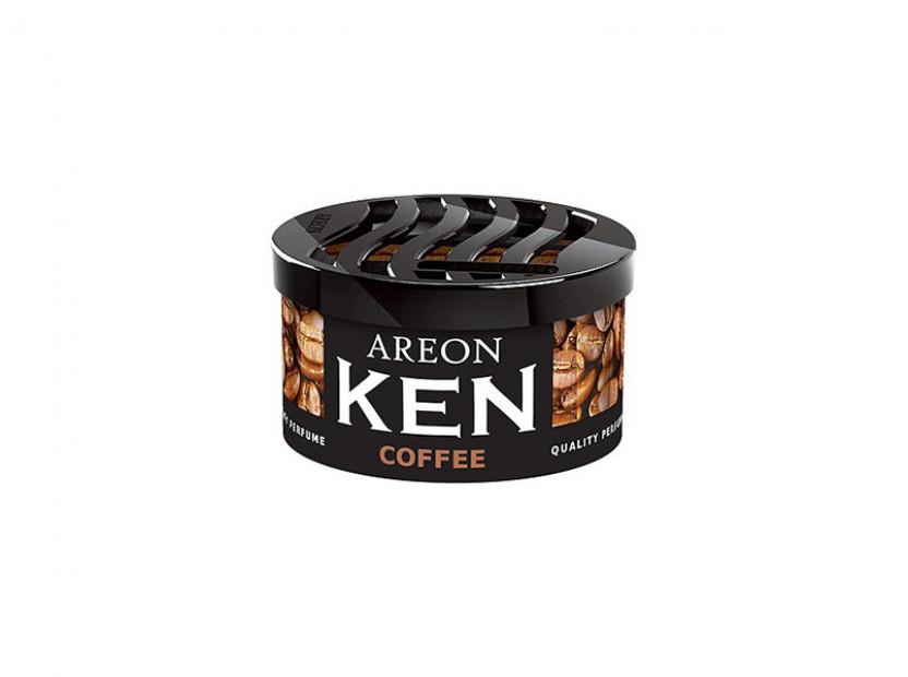 Ароматизатор Areon, серия Ken, аромат Кафе 2