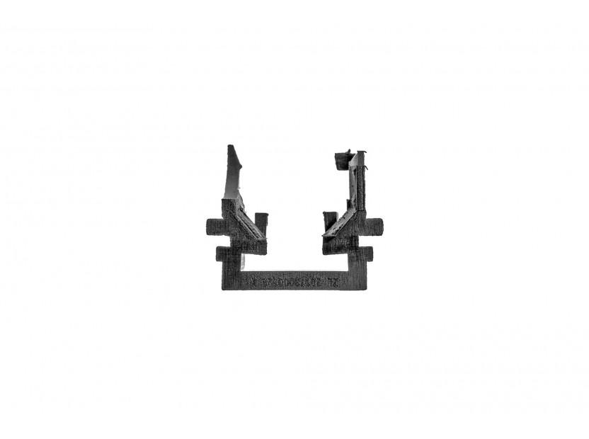 База/преходник H7 за Ford Focus къси светлини към LED крушка