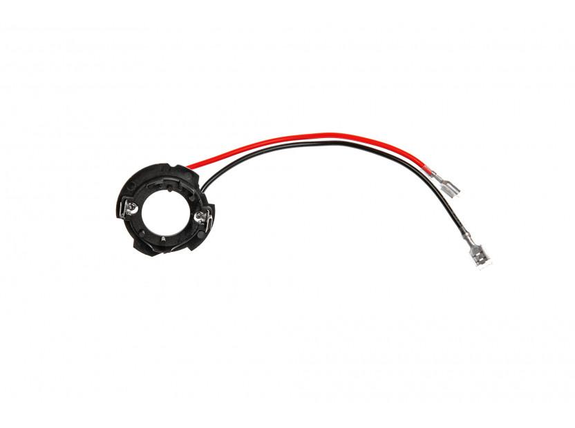 База/преходник H7 за Audi A3/A4/A6 към LED крушка
