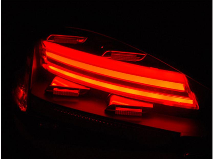 Комплект LED стопове за Porsche Boxer 978, Cayman 987C 2009-2012, черно основа, ляв и десен 4